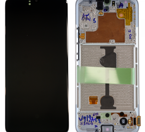 Samsung Galaxy A90 5G (A908F/DS) LCD Display Module - White