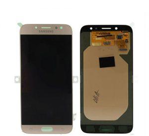 Samsung Galaxy A7 2017 (A720) LCD Display Module - Gold